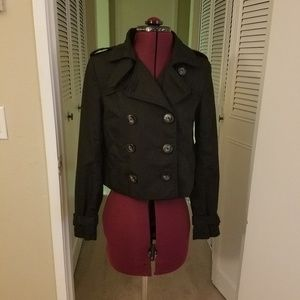 H&M Short Trench Coat